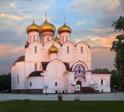 Assumption Cathedral in Yaroslavl. Russia. Stock Photos
