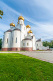 Assumption Cathedral in Yaroslavl Royalty Free Stock Image
