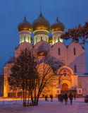 Assumption Cathedral in Yaroslavl Royalty Free Stock Photo
