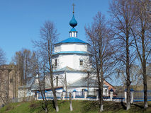 Assumption church in Kineshma, Russia Stock Photos