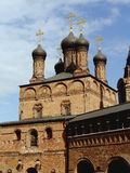 Assumption Church Krutitsy Patriarchal metochion. On a sunny day Royalty Free Stock Photo