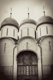 Assumption church. Moscow Kremlin. Royalty Free Stock Photography