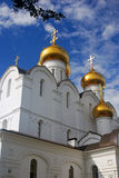 Assumption Church in Yaroslavl, Russia. Royalty Free Stock Photos
