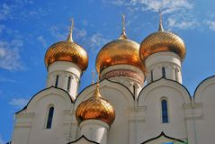 Assumption Church in Yaroslavl, Russia. Royalty Free Stock Photography