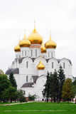 Assumption Church in Yaroslavl, Russia. Royalty Free Stock Photo