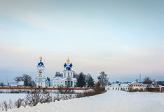 The assumption Danilovski convent Stock Images