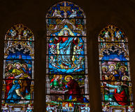 Assumption of Mary Royalty Free Stock Photos