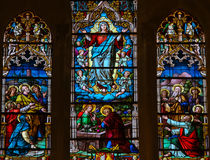 Assumption of Mary Stock Image