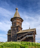 Assumption of Mary wooden church Royalty Free Stock Photography