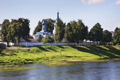 Assumption Monastery in Orsha. Belarus Stock Photography