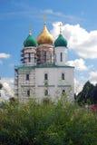 Assumption orthodox church. Kremlin in Kolomna, Russia. Stock Photos