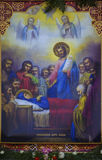 Assumption of the Virgin. Royalty Free Stock Photography