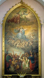 Assumption of the Virgin Mary Stock Photography