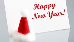 Assunto do ano novo Foto de Stock Royalty Free