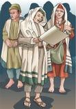 Assuntos religiosos Fotografia de Stock Royalty Free