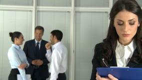 Assunzione di intervista di lavoro
