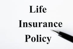 assurance Photos stock