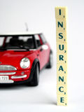 Assurance auto Photos stock