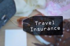 Assurance de voyage Image libre de droits