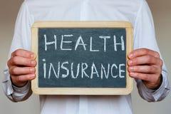 Assurance médicale maladie photographie stock libre de droits