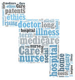 assurance-maladie illustration libre de droits