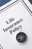 Assurance-vie Photos libres de droits