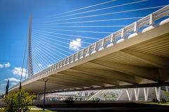 Assut de l`Or Bridge Royalty Free Stock Image