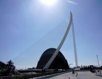 Assut De L ` ,most w mieście Lub, Walencja Hiszpania Obrazy Royalty Free