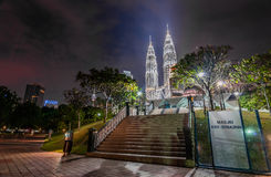 Assyakirin Mosque Kuala Lumpur. Asysyakirin Mosque near KLCC at the centre of Malaysia kuala lumpur city centre asia Stock Photo
