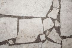 Assymetrisk smutsig gammal textur f?r granit fotografering för bildbyråer