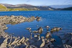 assynt λίμνη Στοκ Εικόνες