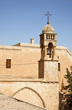 Assyrian Ancient Mar Behnam Church (Süryani Kadim Kırklar Kilisesi), Mardin Stock Photography