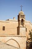 Assyrian Ancient Mar Behnam Church (Süryani Kadim Kırklar Kilisesi), Mardin Stock Photography