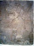 Assyrian angel Stock Image