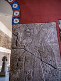 Assyrian Sculptures in Museum In Berlin Germany Royalty Free Stock Photo