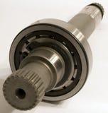 Asta cilindrica di azionamento idraulica Immagine Stock Libera da Diritti