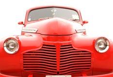 asta della via di Chevy degli anni 40 Fotografia Stock Libera da Diritti