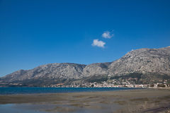 Astakos town in Greece Royalty Free Stock Photography