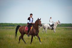 Astaná, Kazajistán, el 30 de junio festival internacional foto de archivo