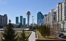 astana Καζακστάν 17 Απριλίου 2016 Στοκ φωτογραφίες με δικαίωμα ελεύθερης χρήσης