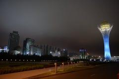 astana Τύποι πρωτευουσών της Δημοκρατίας του Καζακστάν στοκ φωτογραφία