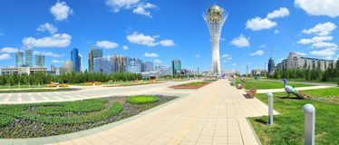 Astana Stock Photo