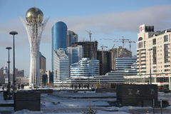 Astana Royalty Free Stock Photos