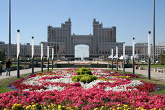 Astana Stock Foto