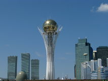 astana Photographie stock