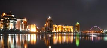 Astana arkitektur Royaltyfri Bild