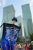 Astana Art Fest 2016 Human Energy for Expo 2017 in Astana Royalty Free Stock Photos