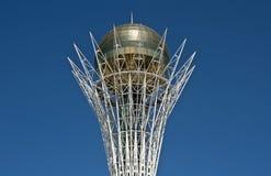 Astana, Bajterek Stock Afbeeldingen