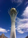 Astana-Bayterek Lizenzfreies Stockfoto