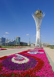 Astana - capital de Kazakhstan fotos de stock